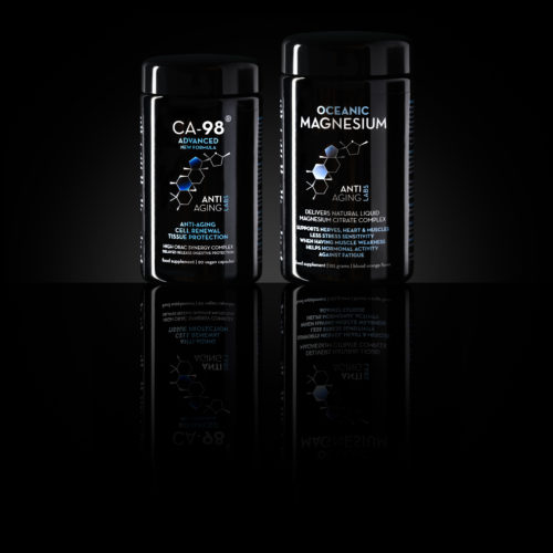 CA-98 Advanced and Oceanic Magnesium | Anti-Aging Labs
